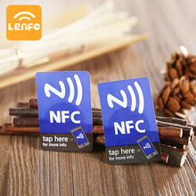 tag electronic label smart card mobile phone rfid sticker