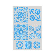 DIY Painting A4 Size Totem Pattern Stencil Template For Wall Scrapbooking Stamping Photo Album Decorative