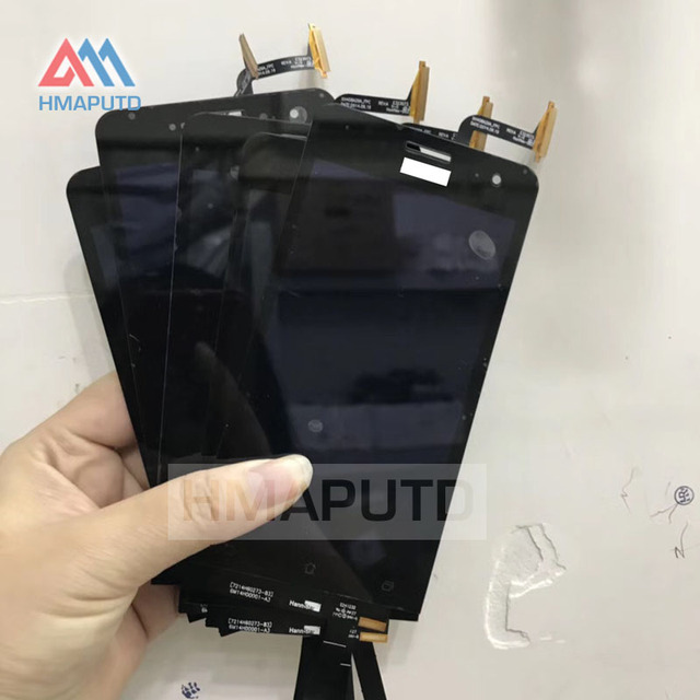 Tested For ASUS Zenfone 5 A500CG A500KL A501CG T00J LCD Screen Display Touch Panel Digitizer
