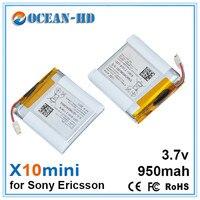 Cheapest 950mah Brand Original Lipo Rechargeable Mobile Phone Battery For Sony Ericsson X10mini E10 E10i X10