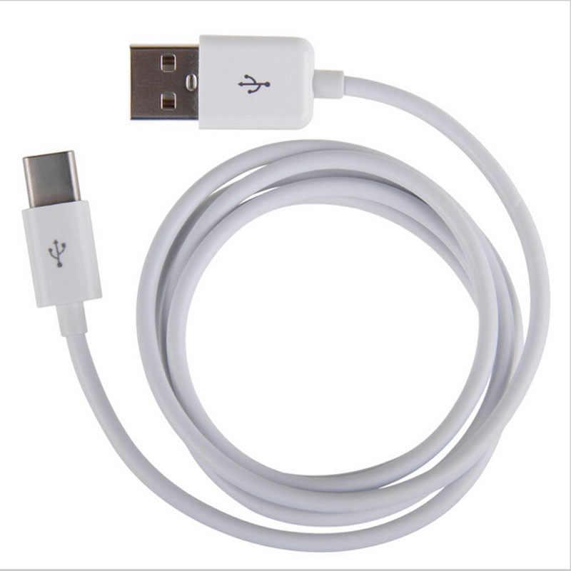 Tipe-C USB Kabel Charger Kabel Pengisian untuk Meizu PRO 7 OnePlus 6 5 3 3T Xiaomi MI5S mi6 Nexus 5X6 P LG G5 G6 Huawei P10 P9 PLUS