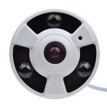 лучшая цена 5MP Lens IR Night Vision HD Security CCTV Camera 1.0/1.3/2.0MP/3.0MP 360 Degree View P2P XMEyeAHD Camera