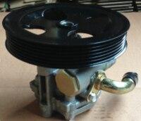 New Power Steering Pump ASSY W Pulley For Mitsubishi OUTLANDER CU2W CU4W 4G64 MN184074