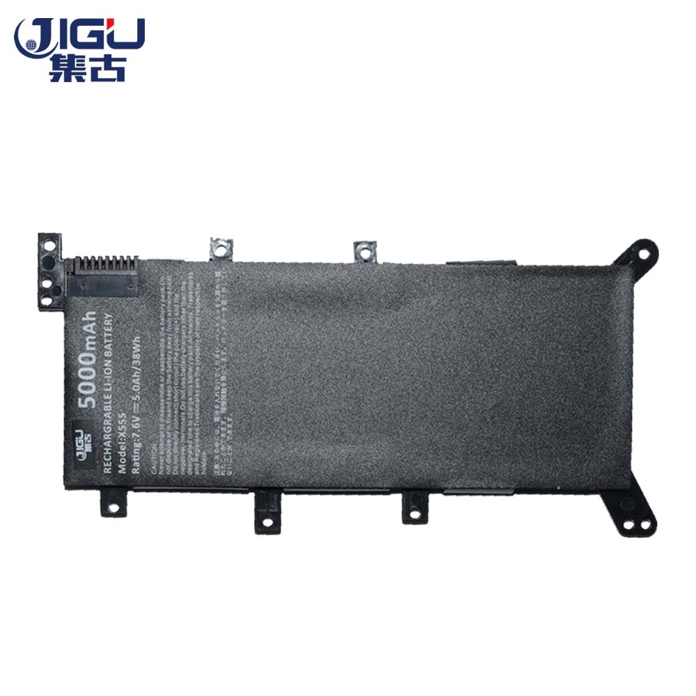 JIGU 4Cells Battery 2ICP4/63/134 C21N1347 For ASUS A555L F555LN K555LB K555LJ X555 X555LA X555LF X555LI X555UA X555UB X555YAJIGU 4Cells Battery 2ICP4/63/134 C21N1347 For ASUS A555L F555LN K555LB K555LJ X555 X555LA X555LF X555LI X555UA X555UB X555YA