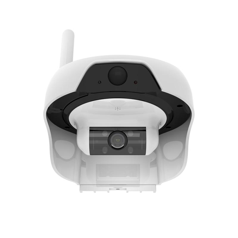 Cámara PIR WiFi móvil 720P solar con LED infrarrojo para detección - Cámara y foto - foto 2