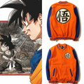 New Fashion Baseball Jacket Men Fashion Dragon Ball Hoodies Men Dragon Ball Sweatshirt Cartoon Baseball Size M-XL