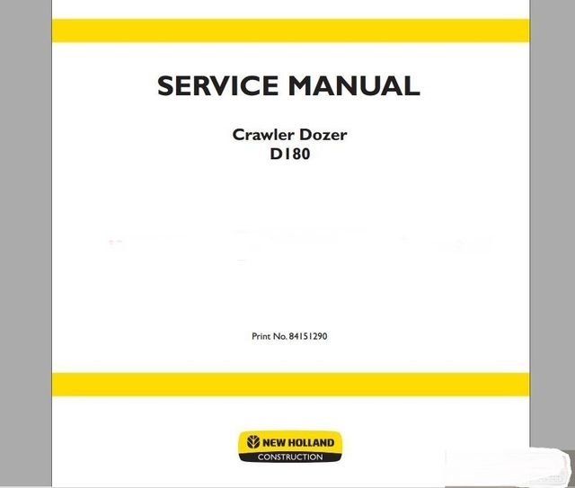 US $150.0 25% OFF|New Holland Repair Manual Full Set-in from Automobiles on