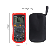 kaisi 9805 Professional LCD Digital Multimeter Electrical Handheld Digital Multimeter Tester Multimetro Ammeter Multitester цена 2017