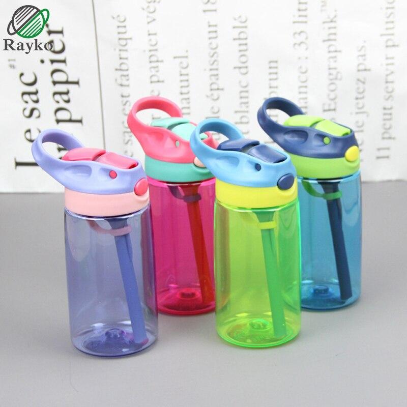 Water Bottle Nozzle: Children Water Bottle Straw Bounce Nozzle Straw Bottle Of