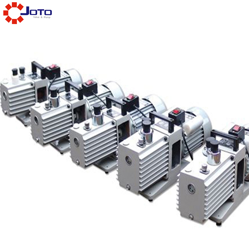 380V50HZ 2XZ-8 rotary vane vaccum pump/small electric vacuum pump /air vacuum pump double stage 2cfm hvac ac air tool refrigeration rotary vane air vacuum pump 2xz 1