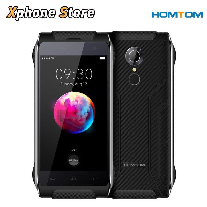 Original Homtom HT20 Pro IP68 Waterproof 4.7 inch 4G LTE Mobile Phone Android 6.0 3GB RAM 32GB ROM Octa core Dual SIM Smartphone