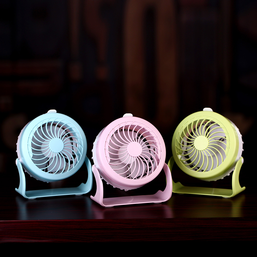 Portable Personal Desktop Water Spray Fan Humidifier Rechargeable USB Mini  Cooling Misting Fan Two Wind Speed