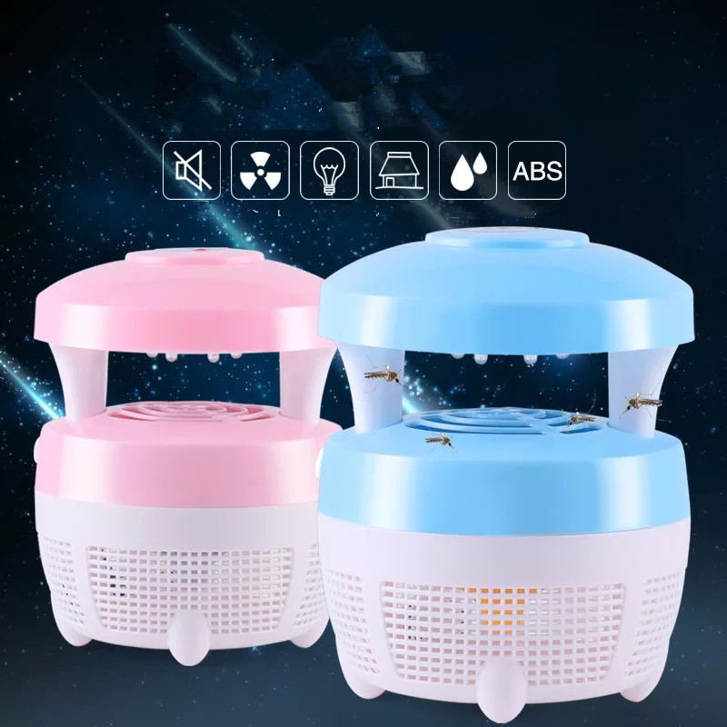 Electric Mosquito Killer Lamp LED Bug Zapper Anti Mosquito Killer Lamp Insect Trap Lamp Killer Home Living Room Pest Control|Mosquito Killer Lamps| |  - title=