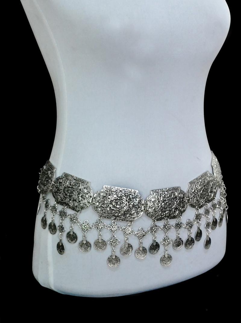 HTB1tSK0IpXXXXcTXFXXq6xXFXXX0 Turkish Gypsy Brinco Boho Ethnic Tribal Belly Chain Belt Jewelry With Coin Tassels For Women
