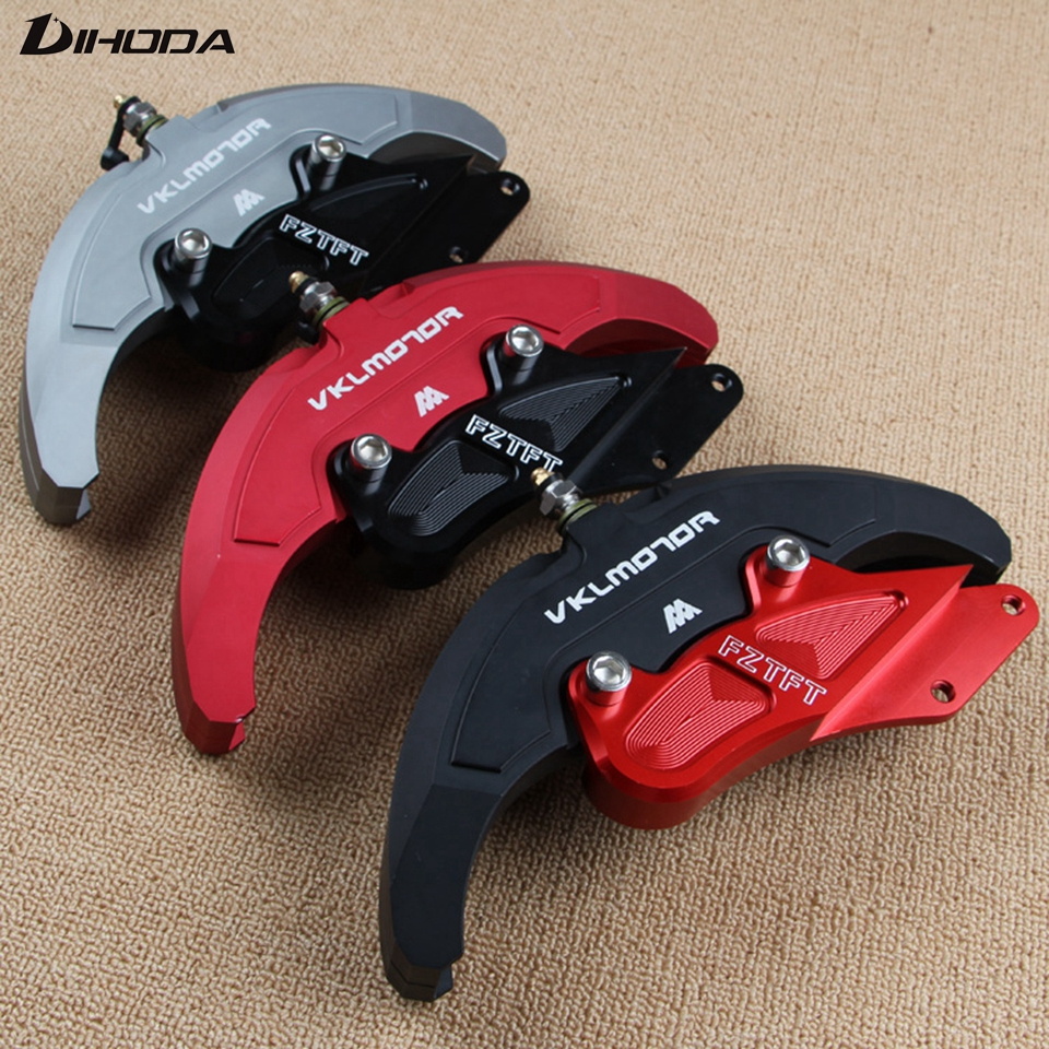 3 types of colors Motorcycle Super Brake Calipers with Brackets for Motorcycle modification effects of bibliotherapy on behaviour modification of adolescents