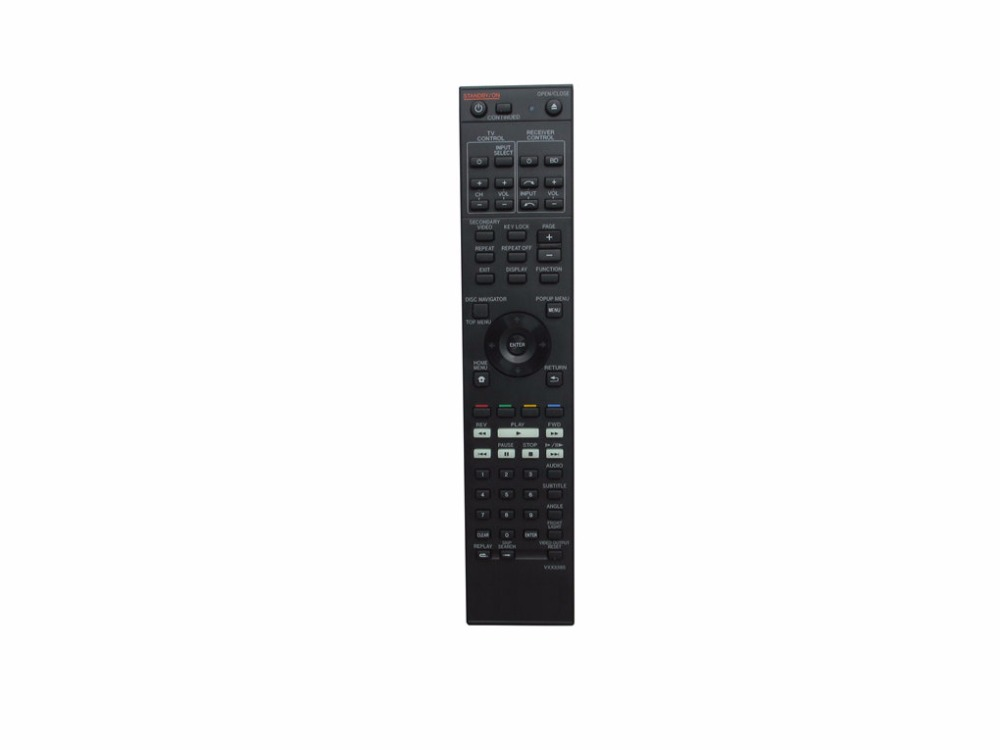 Remote Control For Pioneer VXX3383 VXX3382 BDP-80FD RC-2931 BDP-41FD BDP-430 VXX3385 VXX3386 BDP-23FD BD Blu-ray DVD Disc Player проигрыватель dvd sony bdp s5500 3d blu ray wi fi