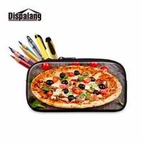 Dispalang 3D food printing Pencil Case Student Stationery pen bag samll pencil box for primary students Portable makeup bag