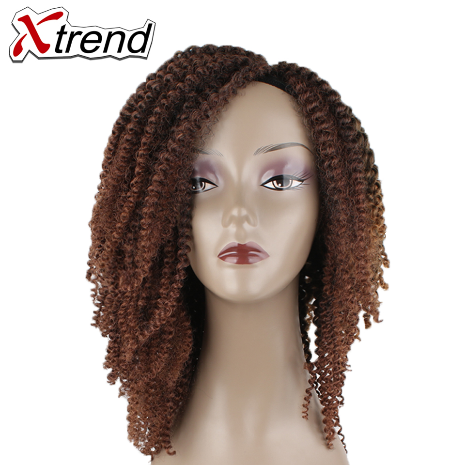 Xtrend 8inch 20roots/piece Synthetic Jamaican Bounce Kinky ...