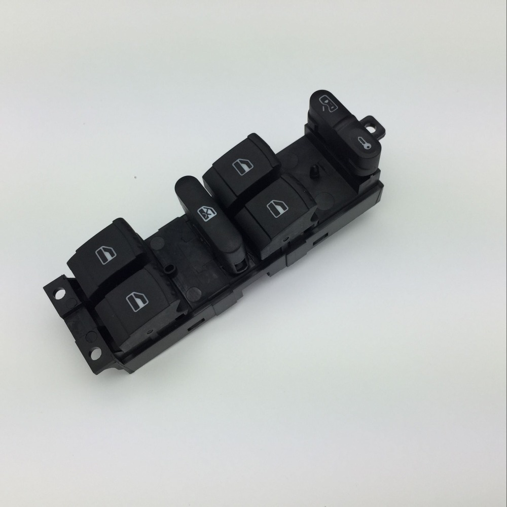 For Vw Bora Golf Mk4 Passat B5 Left Master Window Switch Driver Side Light Related Keywords Suggestions Long Tail Safe Lock Button 1j4 959 857 D In Car Switches Relays From Automobiles Motorcycles