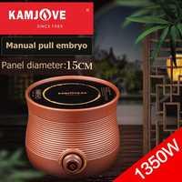 KAMJOVE CH-950 Violet arenaceous Radiant cooker cast iron pot tea stove cooked teapot electric ceramic stove