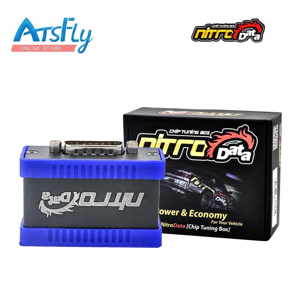Prix pour Nouveau Nitrodata Tuning Box M8/m9 pour Moto/Vélos/Moto Puissance Boîte Couple Outil Ecu chip tuning outil