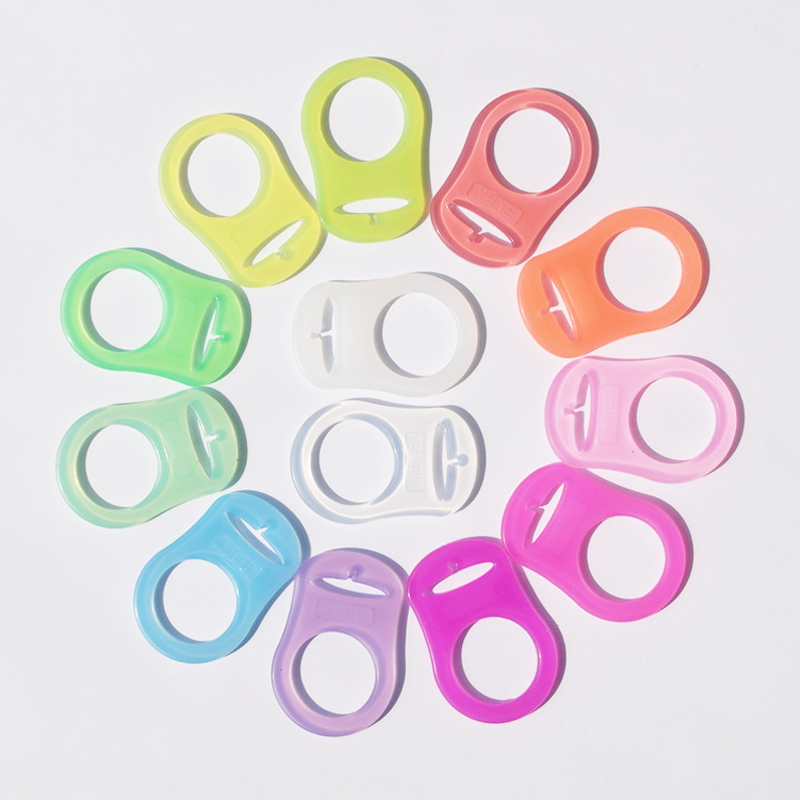 5pcs Multi Colors Silicone Baby Dummy Pacifier Holder Clip Adapter for MAM Rings Chupeta Pacifier Clips5pcs Multi Colors Silicone Baby Dummy Pacifier Holder Clip Adapter for MAM Rings Chupeta Pacifier Clips