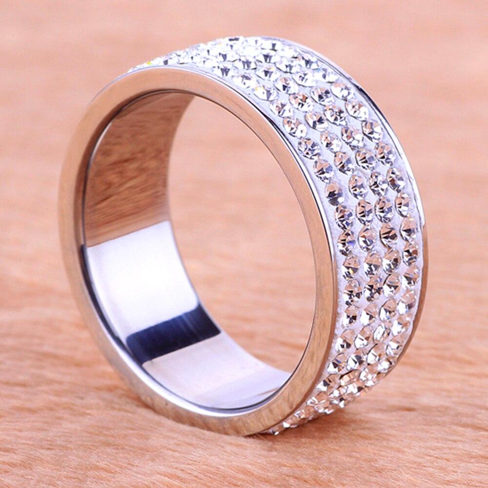 Hot Sale Jewelry Set Stainless Steel Jewelry CZ Crystal Enamel ...
