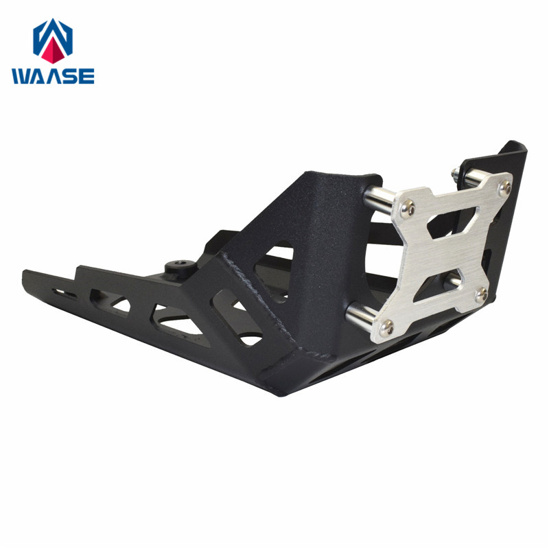 waase For BMW G310R G310GS G310 R GS 2017 2018 2019 Engine Guard Skid Plate Protector