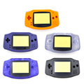 9 Colores 5 Unidades Caso de vivienda de Reemplazo Caso De Plástico Cubierta de Shell para Nintendo para GBA para Game Boy Advance Consola
