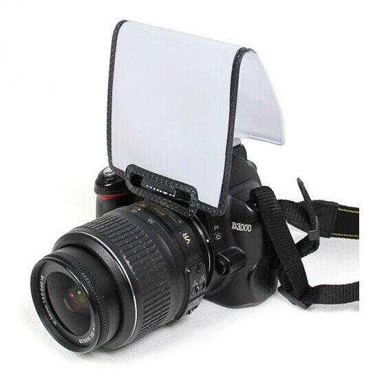 new! Universal Soft Screen Pop-Up Flash Diffuser F...