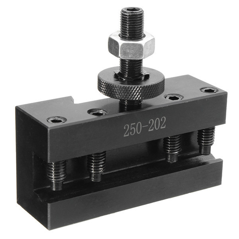 250 202 Quick Change Bxa #2Xl Tool Post Oversize 3/4 Inch Boring Turning Holder Boring/Facing/Turning Holder For Lathes Tools|Lathe| |  - title=