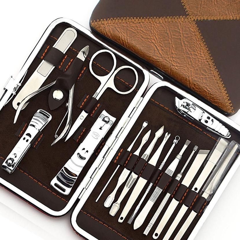 Acrylic Nail Art Kits China De Manicura Complete Luxury Manicure Set ...
