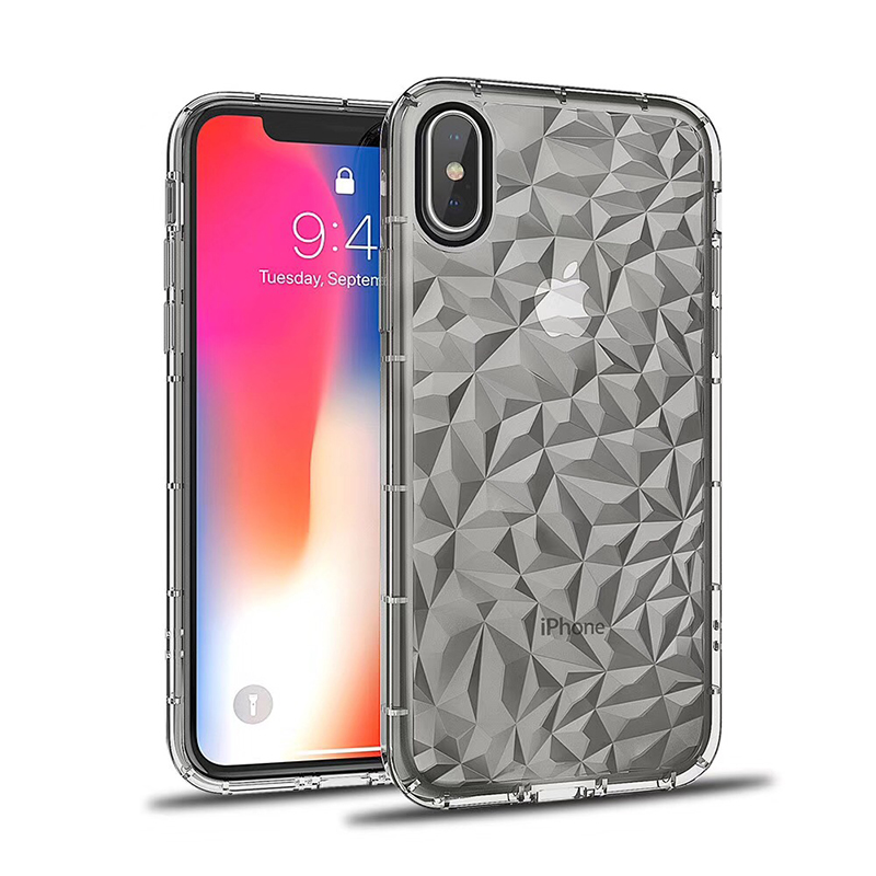 3D Diamond Pattern Phone Case For iPhone X Luxury Ultra Thin Soft TPU Cases For iPhone 7 8 6 6s Plus 5 5 S SE Shining Cover Capa (15)