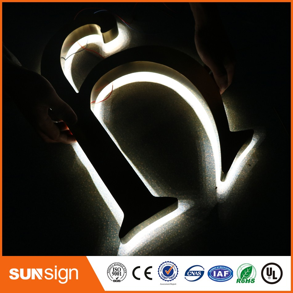 Outdoor Indoor Led Illuminated Signs