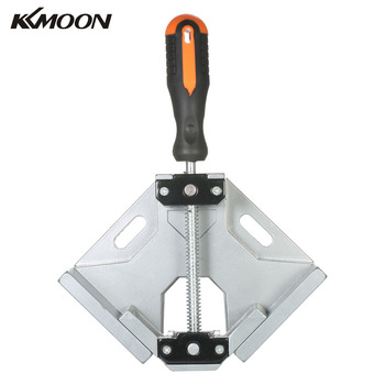 90 Degree Corner Right Angle Vice Welding Woodworking Clamps at Right Angle Carbide Vise-Single Hand Сварка