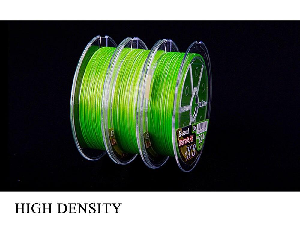 wearable linha de pesca de alta densidade