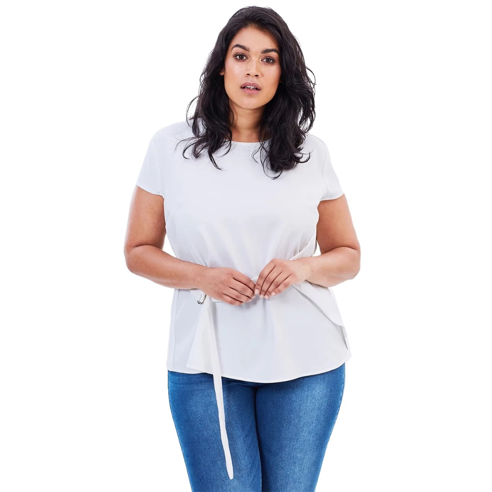 Womens Casual Scoop Collar Plus Size T Shirts Summer Tops Tee. from $ 12 98 Prime. out of 5 stars 2, Meaneor. Women Solid Comfy Loose Fit Roll Over Short Sleeve V Neck Lightweight Top Tee. from $ 9 99 Prime. out of 5 stars Just My Size. Women's Plus-Size .