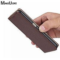 Genuine Leather Case For Samsung Galaxy S6 G200 Pouch Luxury Magnetic Flip Cover For Galaxy S6