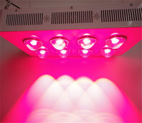 400W Greenhouse Light COB High Power R B O Led Grow Lights For Indoor Grow Light