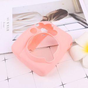 Image 3 - Cute Soft Silicone Camera Bag Jelly Case Skin Cover For Fujifilm Instax Mini 8/8+/9