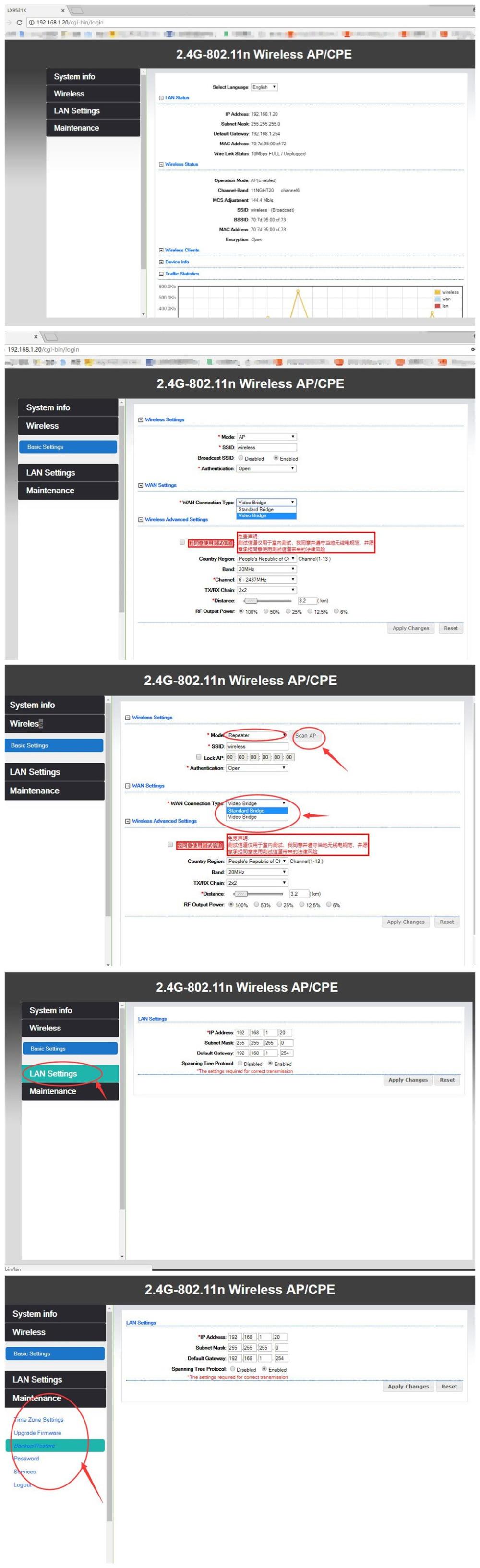CPE AR9531 Chipset WI-FI Roteador WI-FI repetidor gama larga 300 Mbps 2 4  GHz Router AP todos os a libre CPE AP puente cliente