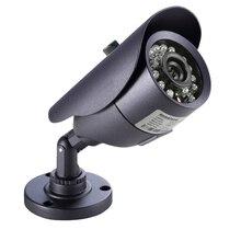 HomeFong 1/3 pouces CMOS 1200TVL 960 H CCTV Caméra de Surveillance À Domicile Étanche 3.6mm objectif avec IR Cut Bullet Sécurité caméra