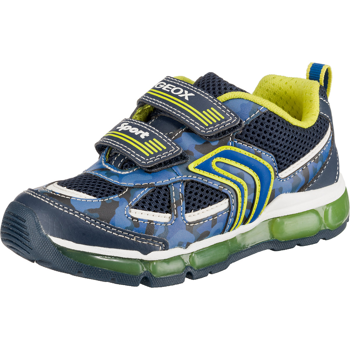 GEOX Kids' Sneakers 10185307 sport shoes for boys and girls men sport shoes