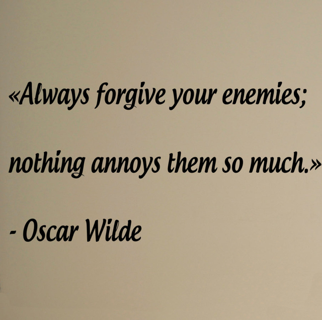 Motivational Quotes Oscar Wilde Wall Decal Philosophy Words Vinyl Magnificent Philosophy Quotes