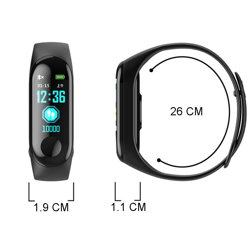 Fashion Sport Bracelet Smart Watch Kids Watches Children For Girls Boys Smartwatch Smart Clock Child Fitness Tracker Smart-watch Children's Watches