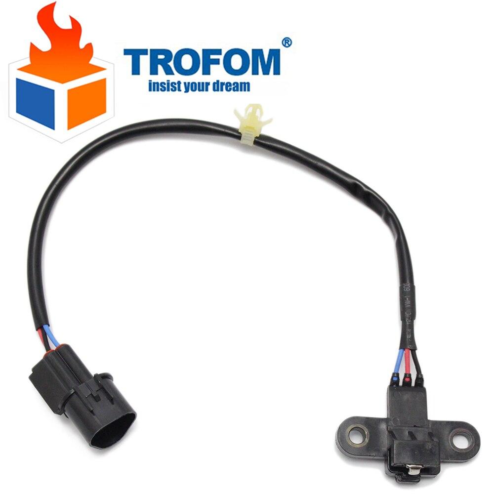Crankshaft Position sensor For Mitsubishi Eclipse Galant Chrysler Sebring Dodge Stratus PC424 MR578312 J5T25175 5S1857 MD329924