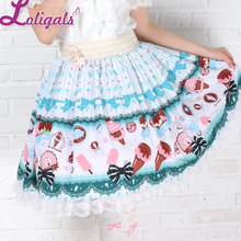 gugur Lolita Hime Polyester