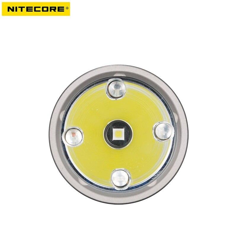 NiteCore SRT7GT Cree XP L HALLO V3 1000LM Rot Grün Blau UV LED Taschenlampe durch 18650 Batterie für Camping - 4