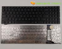 New Genuine Keyboard US Version For ASUS For N76 N76V N76VB N76VJ N76VM N76VZ N76Y Laptop
