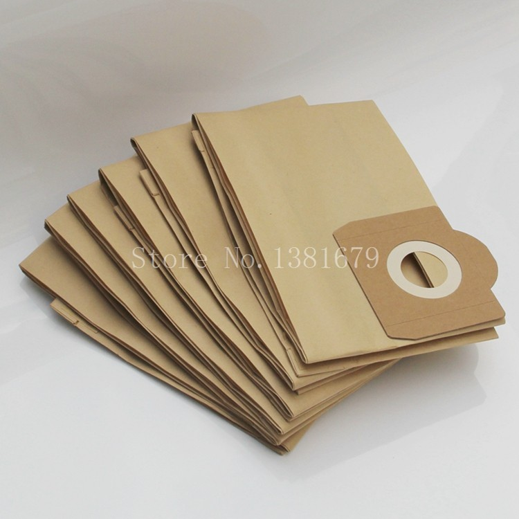 Type:ZR81 Replacement Vacuum Cleaner Bag For Aquavac NTS 20 Pack of 5